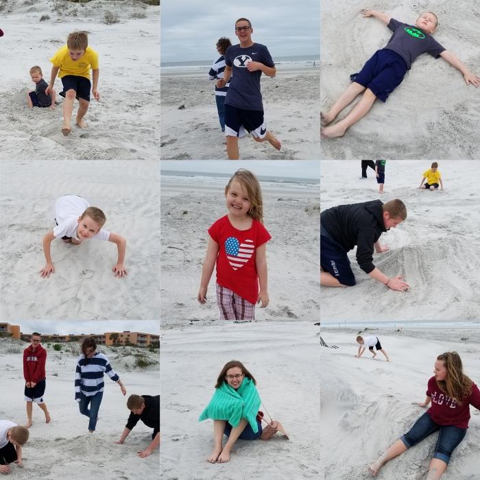beach collage 2-18